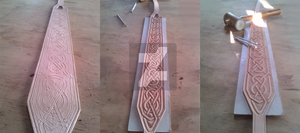 Celtic Rifle Sling A001 (Progression) part1 by mcd-82