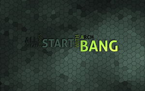 Bang Wallpaper by samirkahvedzic