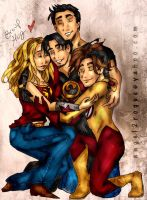 Group Hug by angel-gidget