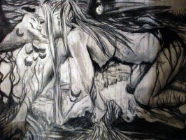 Narcissus-Drawing by ZeroLiver by ZeroLiver