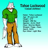 Tahoe -Casual Reference- by RudiKazootie