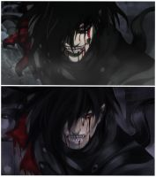 Alucard screencap redraw by chickenoverlord
