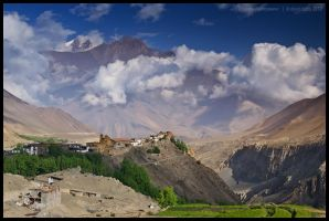 Jharkot by Dominion-Photography