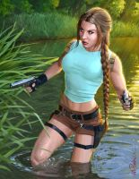 Tombraider by flashparker31
