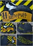 Hufflepuff Bag by The-Other-Half-Of-Me