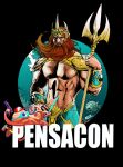 Pensacon T Shirt design by stevescott