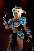 Sindragosa cosplay by DrossLoveYaoi