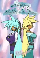 Mothers Day '08 by Arlyurl