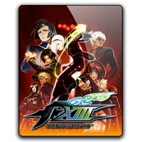 King Of Fighters XIII V3 by dander2