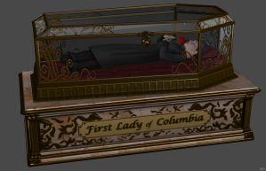'Bioshock Infinite' Glass Coffin XPS ONLY!!! by lezisell