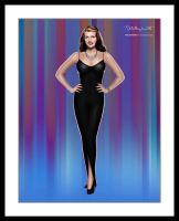Rita Hayworth by sanchezdesigns