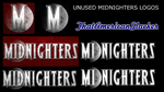 Unused Midnighters Logos and Icons by ThatAmericanSlacker
