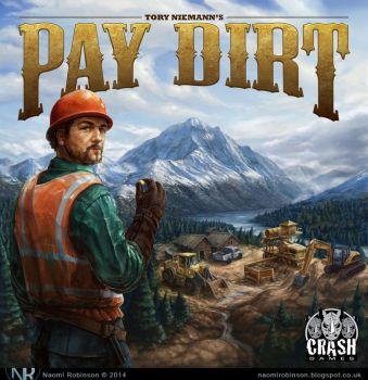 Pay Dirt Boxart 02 by IndianRose