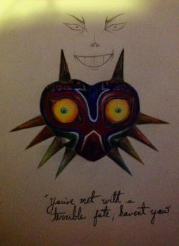 Majora's Mask by BlueEyes567
