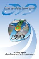 PowerDVD Icon by weboso