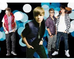 Pack 4 Justin Bieber+Firma by NicoleEditions12