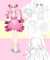 Camellia [CONTEST ENTRY] by Cloud-Tentacles