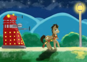 Dr Whooves by JosephTaylor87new