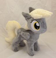 My Little Pony - Derpy custom plush by Kitamon
