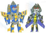 Transformers Ready to Roll 24 by SithVampireMaster27