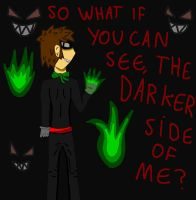 Mr. L : Darker Side of Me by CrazyBatLady