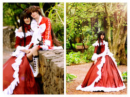 Pandora Hearts: Baskervilles by Inoriin