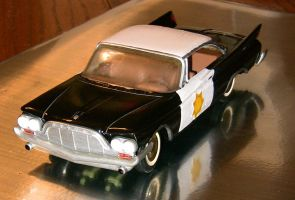 Sam and Max police car by sonicblaster59