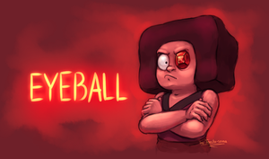 SU - Eyeball by Tanita-sama