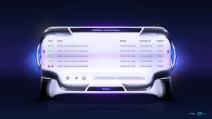 Download menager interface by drekARTS