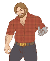 Chunky McCree by Ricurd