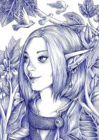 Elfje Suzan by sushy00