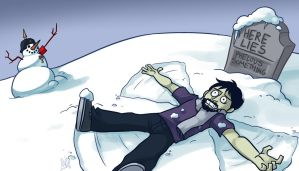 Phelous - Dead Snow by AndrewDickman