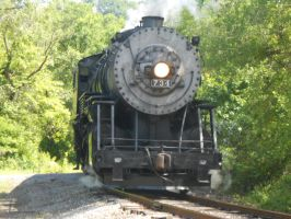 Backing Down the Wye by Engine97