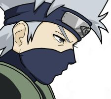 Copy Ninja Kakashi Hatake by SugarCoatedLollipops