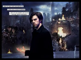 Peter Petrelli Parallels by smalltownhero