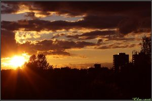 View from my Window 05 by Clu-art