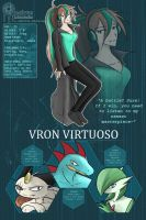 PDL Application Competitor - Vron Virtuoso by Cold-Creature