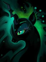MLP Chrysalis. by Schwarz-one