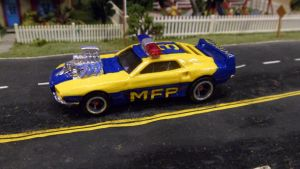 Mad Max MFP Interceptor #3 by hankypanky68
