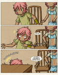 Ane's a Brat: Chair Prank by Icy-Snowflakes