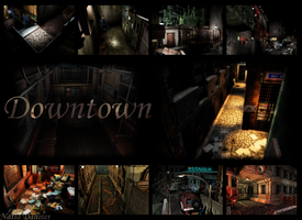Downtown - Wallpaper by NatlaDahmer