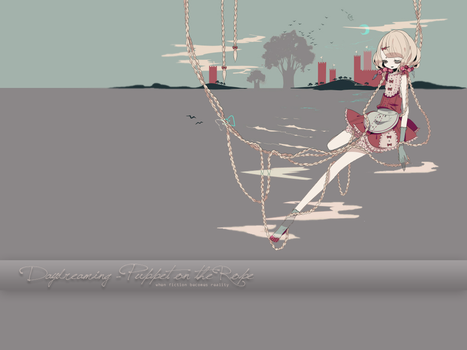 Daydream - Puppet on the rope by KaruAki