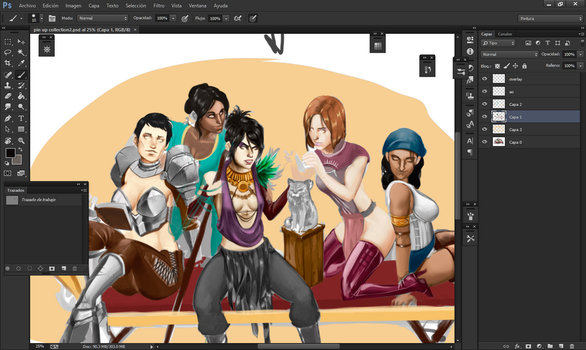 wip (almost finished) by chamucaselamor69