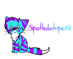 Spottedstripe .:Req:. by Bl00kitty