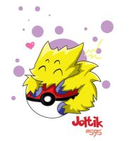 Joltik by StCoraline