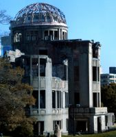 Hiroshima Peace Memorial Dome by Animecowboy