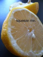 squeeze me. by Masc-Photo
