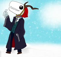 Elias Ainsworth by Minisooth
