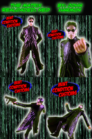 The Matrix: Reloaded Neo by MintConditionStudios
