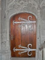 church door by clandestine-stock